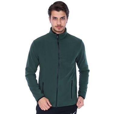 Erkek Yeşil Polar Sweatshirt 710079-00J 962239