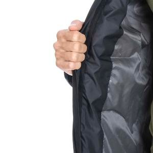 Erkek Siyah Kapüşonlu Outdoor Mont 710752-SYH