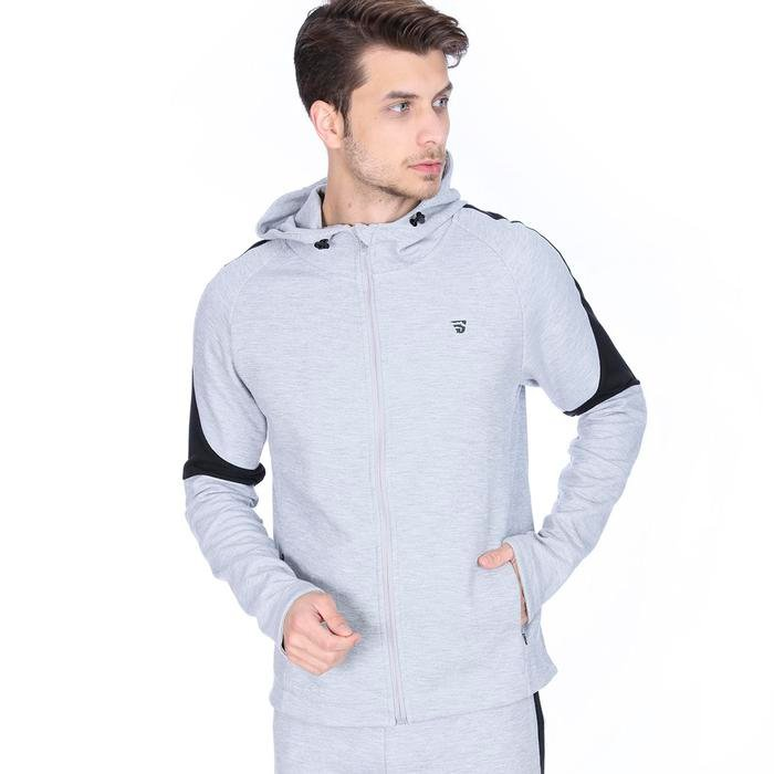 Sweyanust Erkek Gri Koşu Sweatshirt 710511-GML 1063732