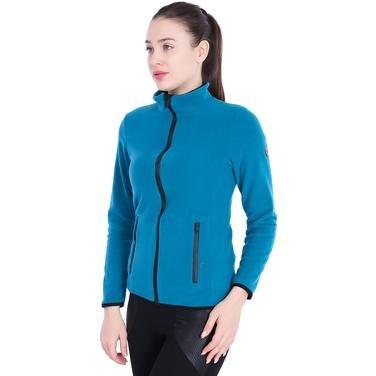 Kadın Mavi Polar Sweatshirt 710080-0GN 962419