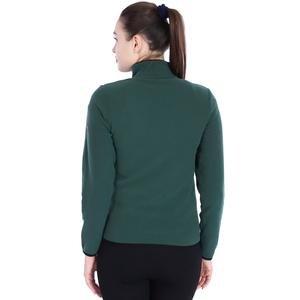 Kadın Yeşil Polar Sweatshirt 710080-00J