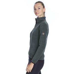 Kadın Yeşil Polar Sweatshirt 710081-00J