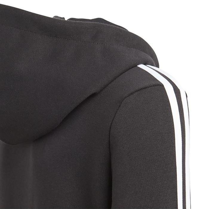 Training Essential Kadın Siyah Kapüşonlu Ceket DV0368 1115546