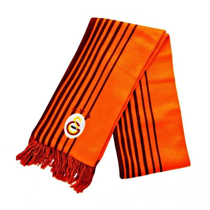 Gs Supporters Sarı-Kırmızı Futbol Atkısı 619347-868 650532