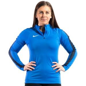 Dry Acdmy18 Kadın Mavi Futbol Uzun Kollu Tişört 893710-463