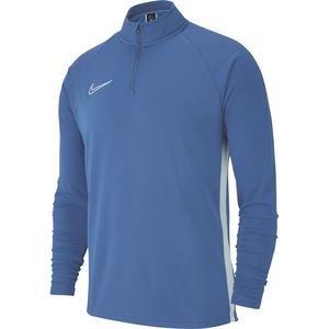 Dry Academy Erkek Mavi Futbol Uzun Kollu Tişört AJ9094-404
