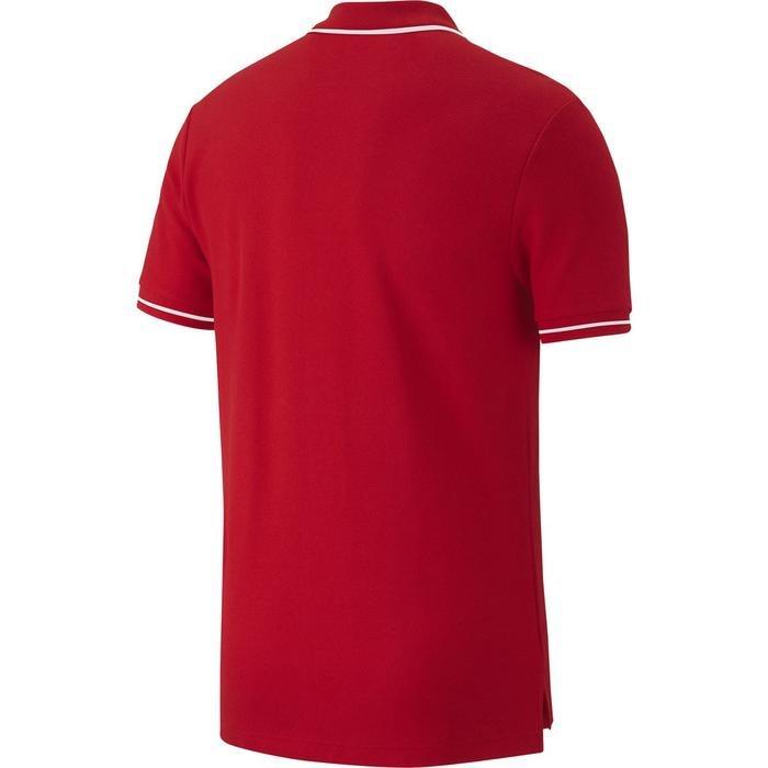 TClub19 Erkek Kırmızı Futbol Polo Tişört AJ1502-657 1057808