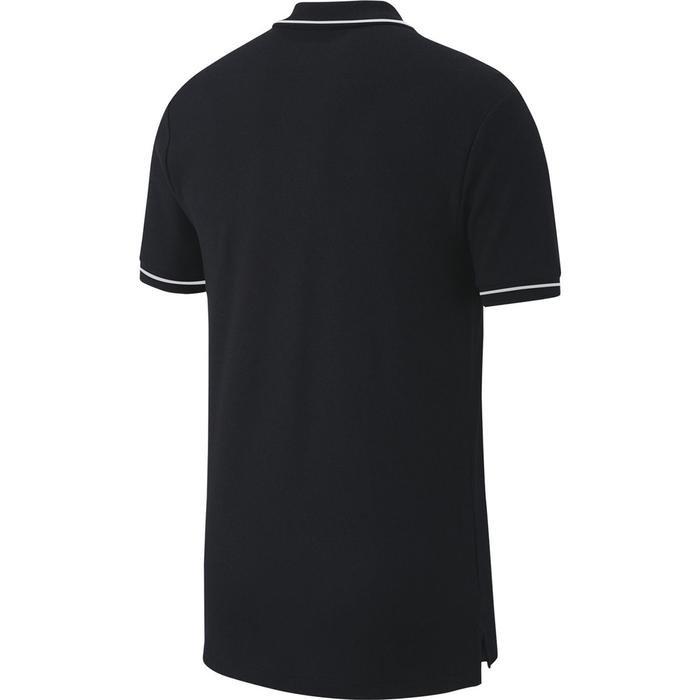 TClub19 Erkek Siyah Futbol Polo Tişört AJ1502-010 1057778