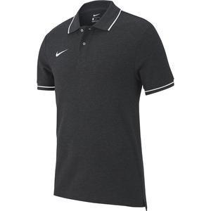 TClub19 Erkek Siyah Futbol Polo Tişört AJ1502-071