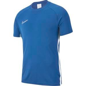 Dry Academy Erkek Mavi Futbol Tişört AJ9088-404