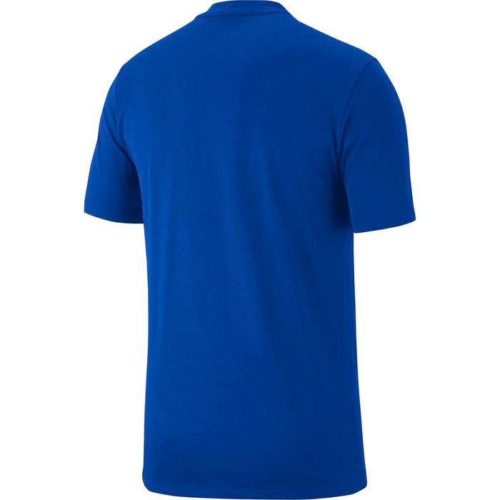 TClub19 Erkek Mavi Futbol Tişört AJ1504-463 1057840