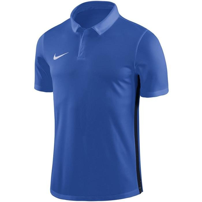 Dry Academy Erkek Mavi Futbol Polo Tişört 899984-463 1005325
