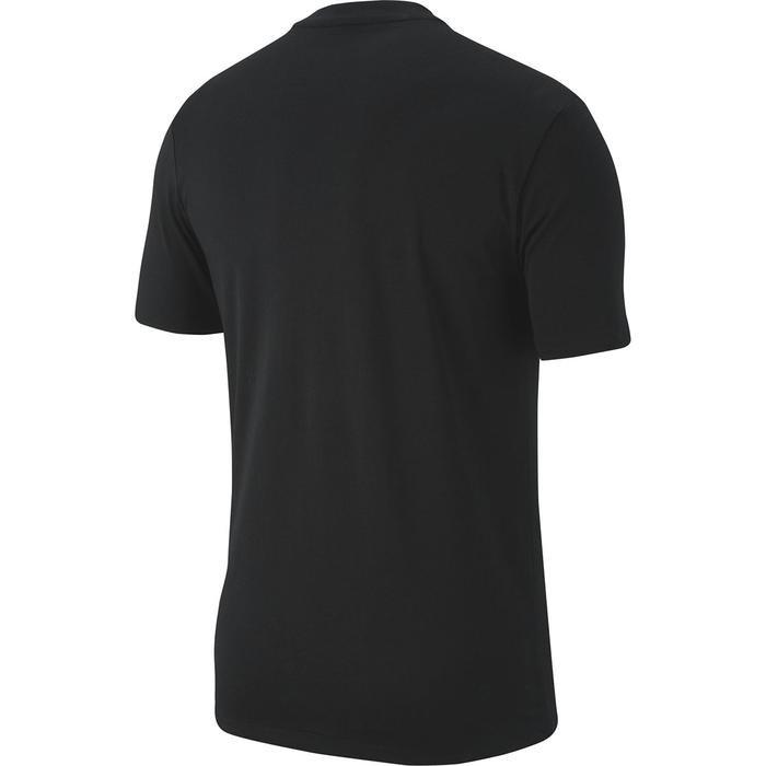 TClub19 Erkek Siyah Futbol Tişört AJ1504-010 1057814