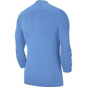 Dry Park Erkek Mavi Futbol Uzun Kollu Tişört AV2609-412