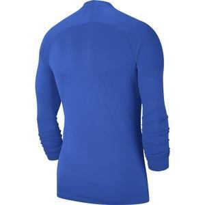 Dry Park Erkek Mavi Futbol Uzun Kollu Tişört Av2609-463