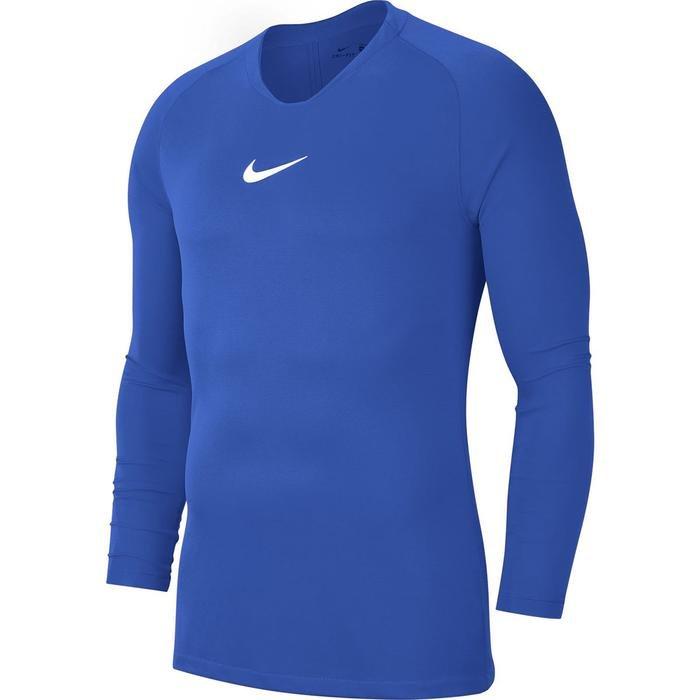 Dry Park Erkek Mavi Futbol Uzun Kollu Tişört Av2609-463 1062002