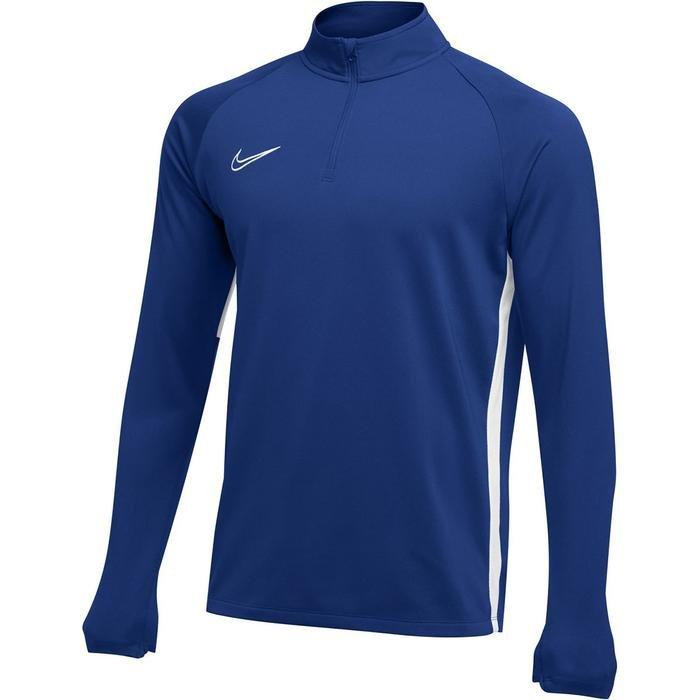 Dry Academy Erkek Mavi Futbol Uzun Kollu Tişört AJ9094-463 1104960