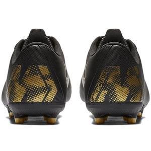 Jr Vapor 12 Academy Gs Fg-Mg Çocuk Siyah Krampon Futbol Ayakkabısı AH7347-077