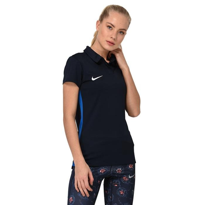 Dry Academy18 Kadın Lacivert Futbol Polo Tişört 899986-451 1025581