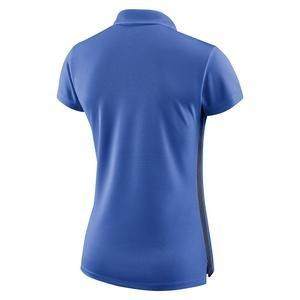 Dry Acdmy18 Kadın Mavi Futbol Polo Tişört 899986-463