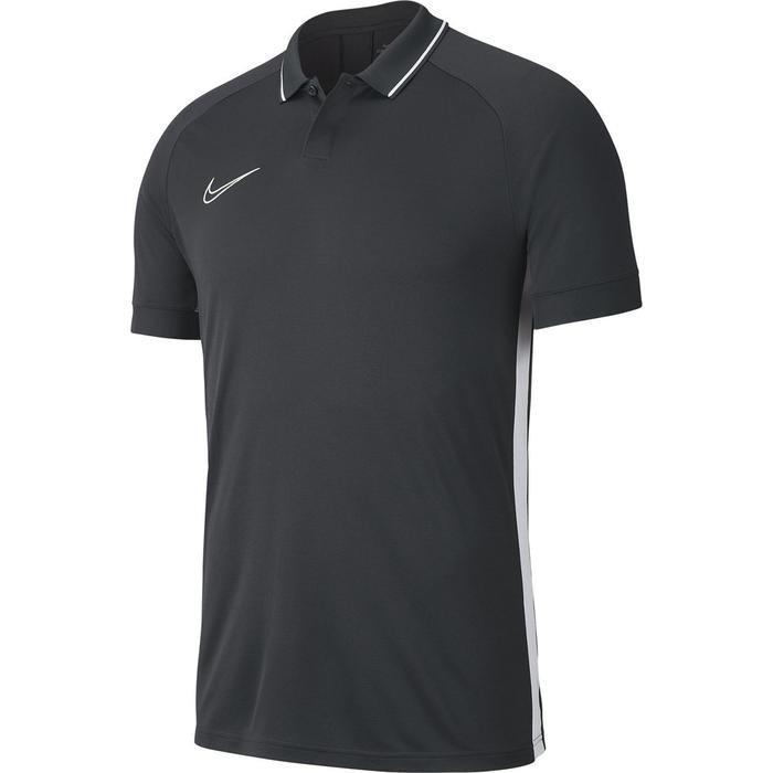 Dry Academy Erkek Siyah Futbol Polo Tişört BQ1496-060 1062242