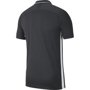 Dry Academy Erkek Siyah Futbol Polo Tişört BQ1496-060