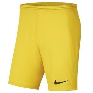 Dry Park III Erkek Sarı Futbol Şort BV6855-719