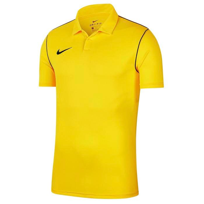 Dry Park Erkek Sarı Futbol Polo Tişört BV6879-719 1179619