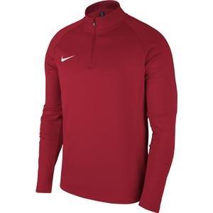 Dry Acdmy Erkek Kırmızı Futbol Uzun Kollu Tişört 893624-657