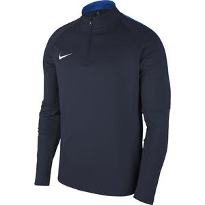 Dry Academy Erkek Lacivert Futbol Uzun Kollu Tişört 893624-451