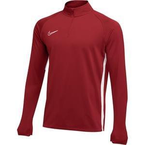 Dry Acdmy Erkek Kırmızı Futbol Uzun Kollu Tişört AJ9094-657