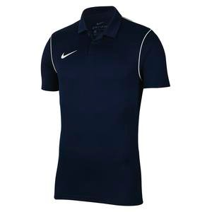 Dry Park Erkek Siyah Futbol Polo Tişört BV6879-410