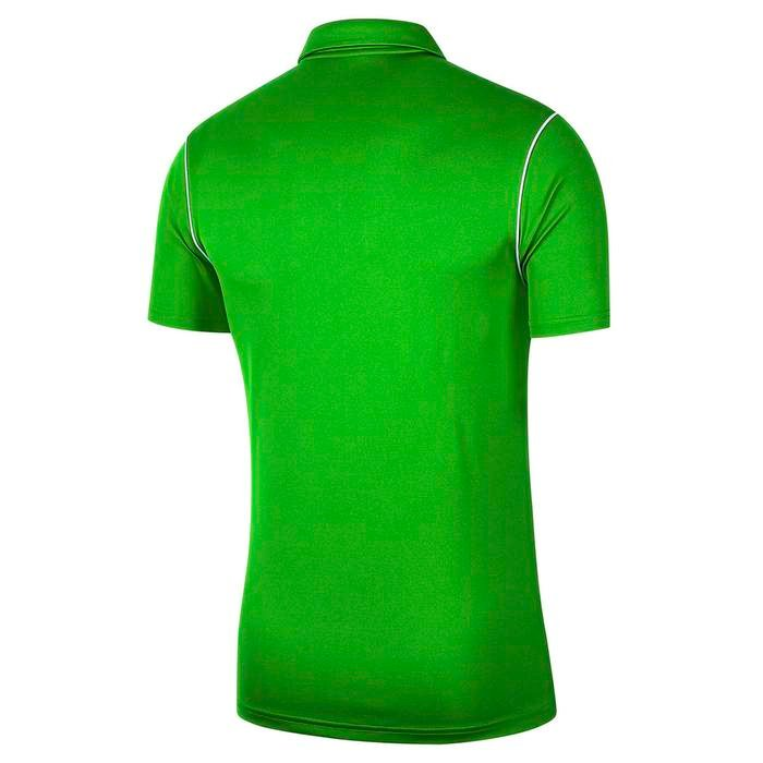 Dry Park Erkek Yeşil Futbol Polo Tişört BV6879-302 1179598