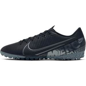 Vapor 13 Academy Tf Erkek Siyah Halı Saha Futbol Ayakkabısı AT7996-001