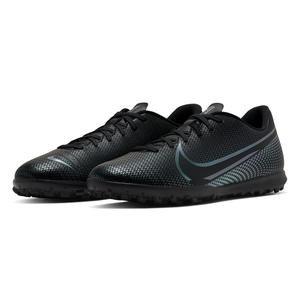 Vapor 13 Club Erkek Siyah Halı Saha Futbol Ayakkabısı AT7999-010