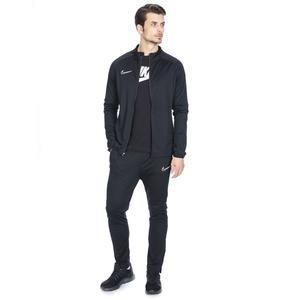 Dry Acdmy Erkek Siyah Futbol Eşofman Takımı AO0053-010