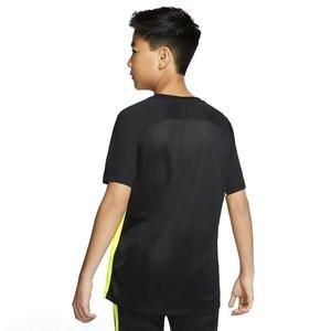 Juniors Dri-Fit Cr7 Çocuk Siyah Futbol Tişörtü CD1076-010