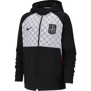 Nyr B Nk Dry Jkt W Çocuk Siyah Futbol Ceket AT5728-010