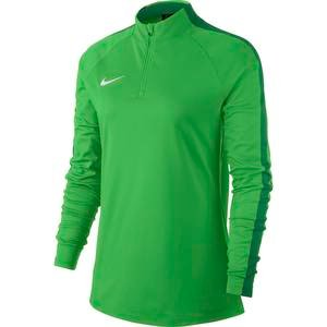 Dry Academy18 Kadın Yeşil Futbol Uzun Kollu Tişört 893710-361