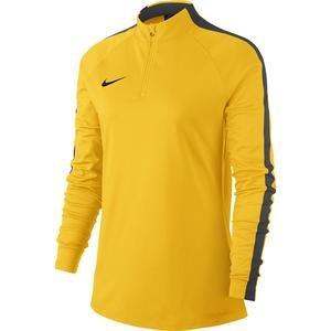 Dry Acdmy18 Kadın Sarı Futbol Uzun Kollu Tişört 893710-719