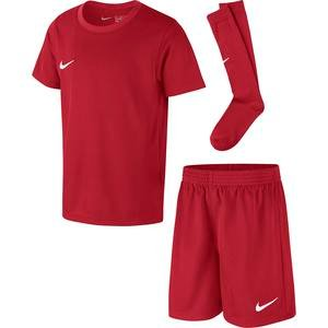 Lk Nk Dry Park Kit Set K Çocuk Kirmizi Futbol Forma Ah5487-657