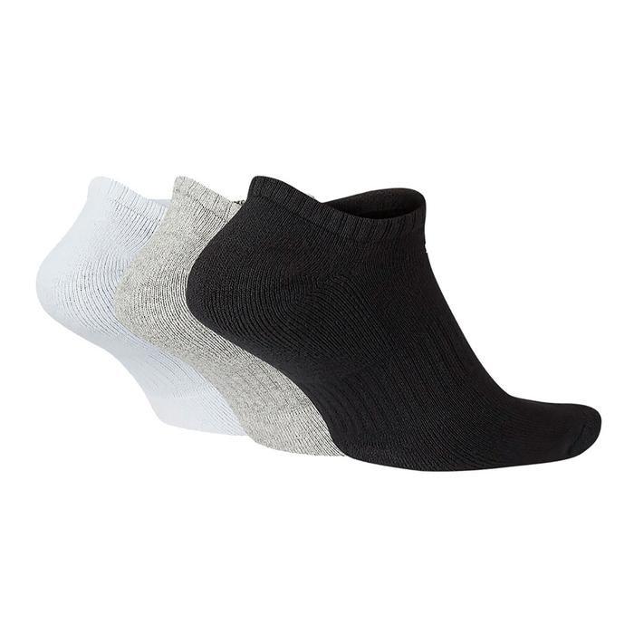 Everyday Cushioned Siyah 3'Lü Çorap SX7673-901 1042055