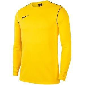 Park 20 Crew Top Erkek Sarı Futbol Uzun Kollu Tişört BV6875-719