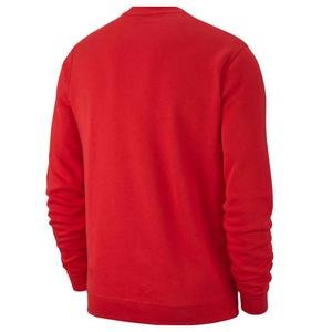 Club19 Erkek Kırmızı Futbol Uzun Kollu Tişört AJ1466-657
