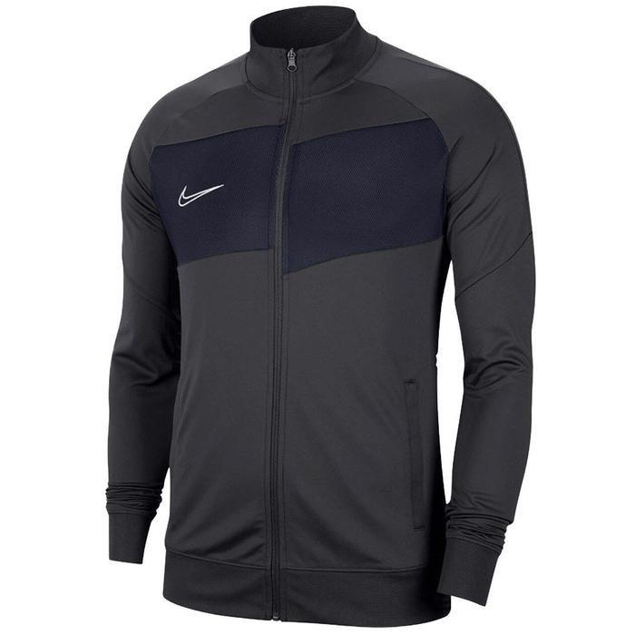 Dry Academy Pro Erkek Gri Futbol Antrenman Ceketi BV6918-062 1179787