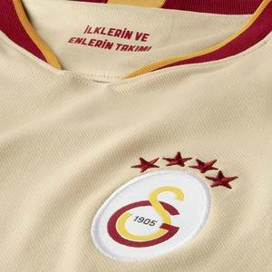 Galatasaray Unisex Bej Futbol Forma AJ5802-248