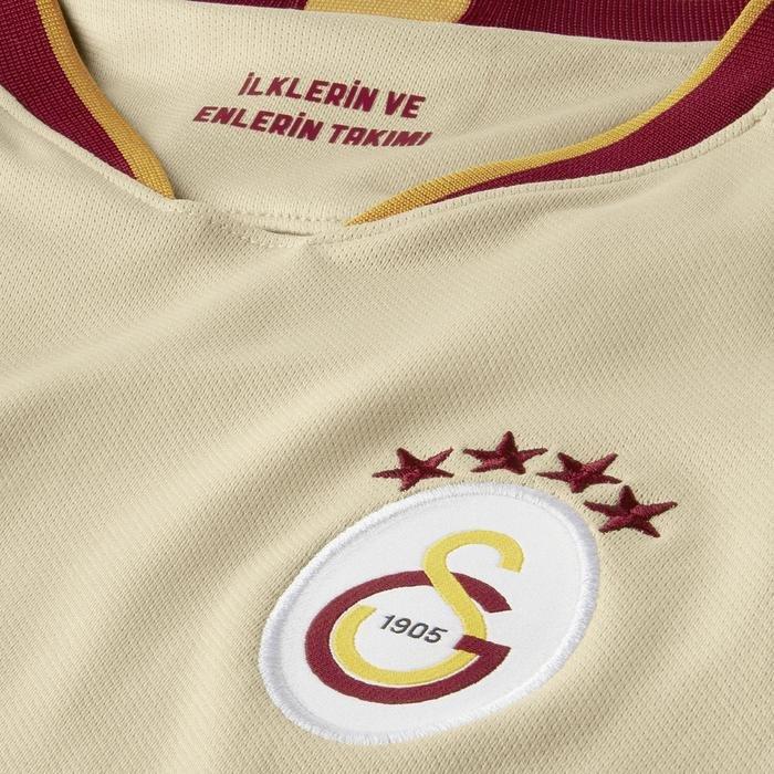 Galatasaray Çocuk Bej Futbol Forma AJ5802-248 1089715