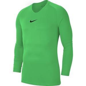 Dry Park Erkek Yeşil Futbol Uzun Kollu Tişört Av2609-329