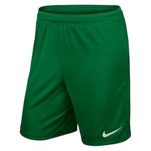 Park ii Erkek Yeşil Futbol Şort 725887-302