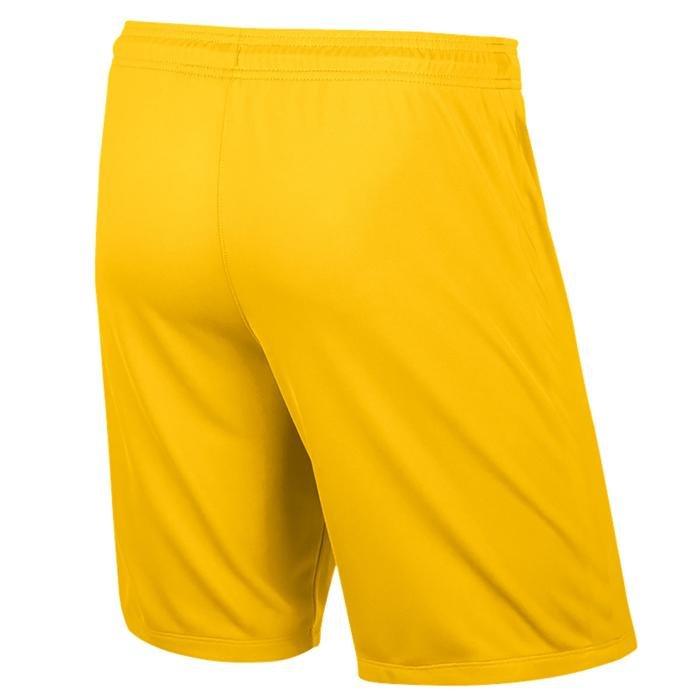 League Knit Erkek Sari Futbol Şort 725881-719 1053635